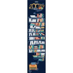 1DEA.me Скретч постер 100 Найкращих книг