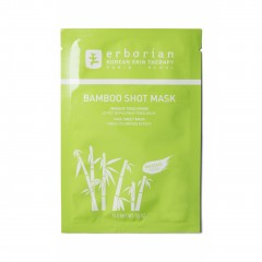 Erborian Bamboo Shot Mask Зволожуюча тканинна маска з екстрактом бамбуку